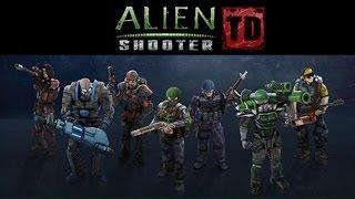 Alien Shooter TD Gameplay [PC HD]