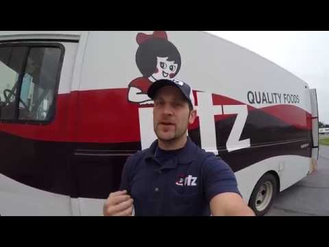 How To Be An Utz Quality Foods Route Sales Professional Training Video