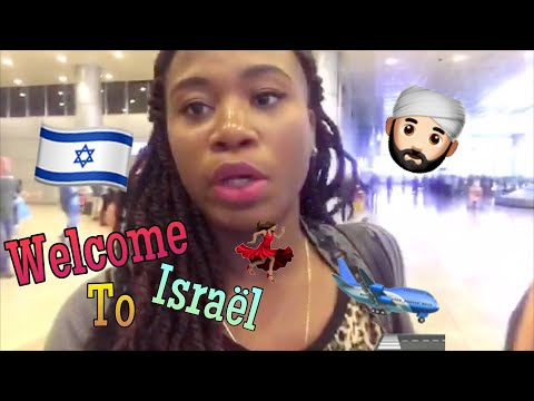 🌸 11 - WELCOME TO ISRAEL | TRAVEL VLOG