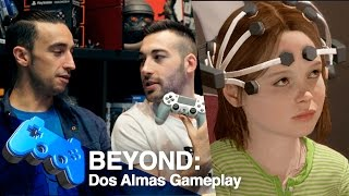 ¡SE MUEVE TODO! - Beyond: Dos Almas PS4 Gameplay