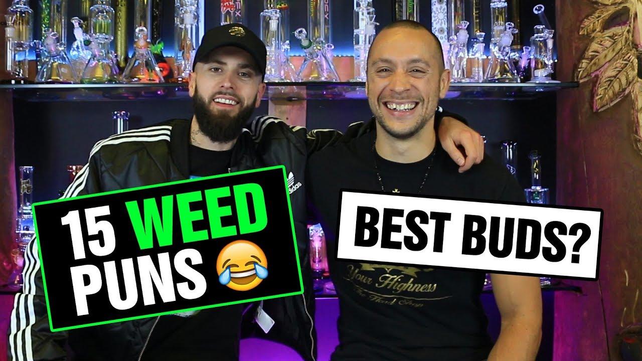 15 WEED JOKES!