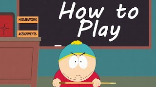 South Park Phone Destroyer : How To Play - Card Types and Buffs