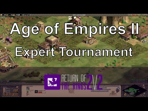Aoe2: Expert Turks Game & Malay Fish Traps (RotK 3rd Place G2)