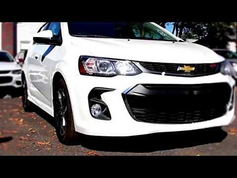 2018 Chevrolet Sonic Sedan