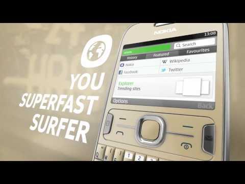 Nokia Asha 302 (tuote: 246889, 246890, 246891)