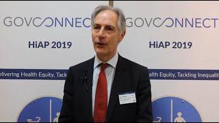 HiAP 2019 - Prof John Newton, Public Health England