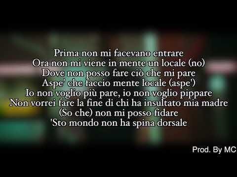 Capo Plaza - Ne è Valsa la Pena (Feat. Ghali) - Instrumental - Karaoke