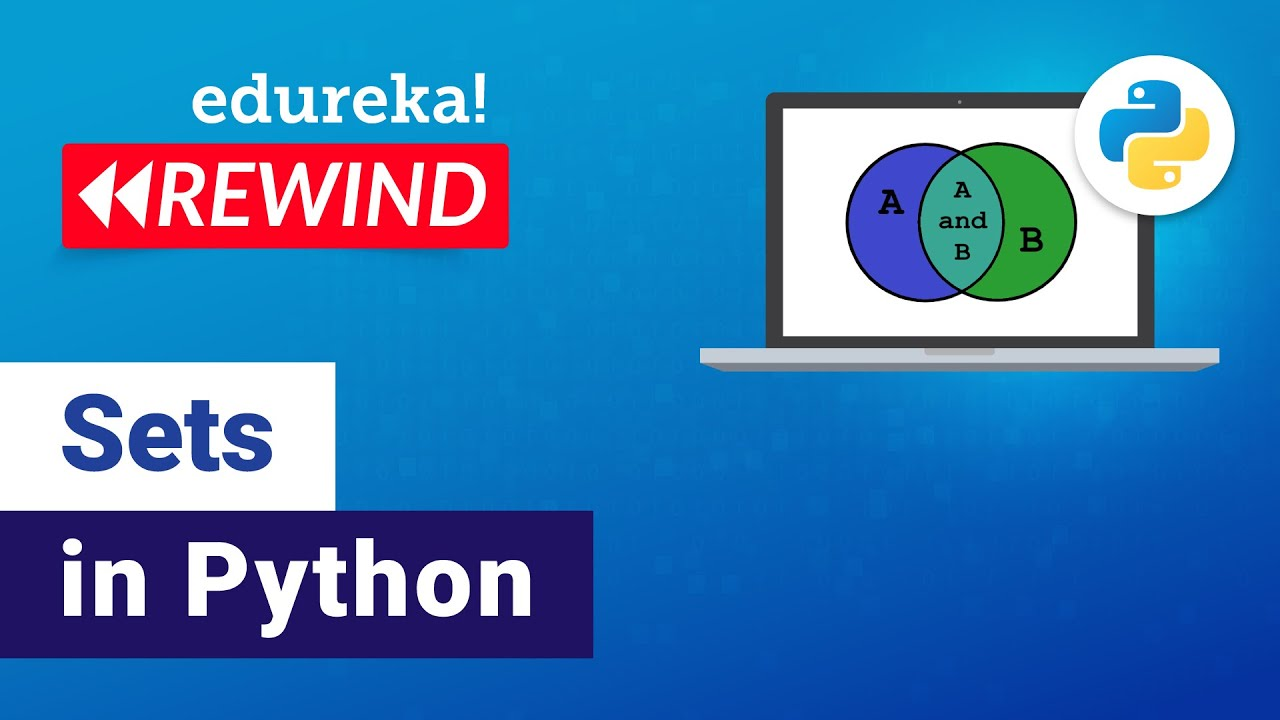 Python Sets Tutorial | Sets in Python | Python Sets | Python Programming