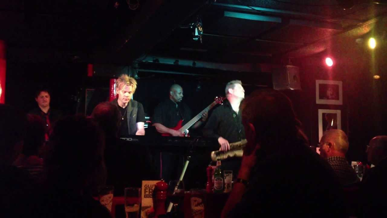 Brian Culbertson Live at the Pizza Express Jazz Cafe | 7th May 2013
