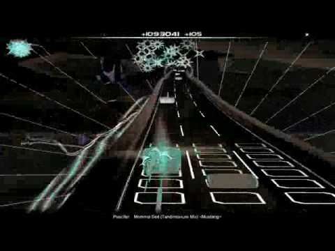 Audiosurf Puscifer - Momma Sed Tandemonium Mix Ironmode Elite