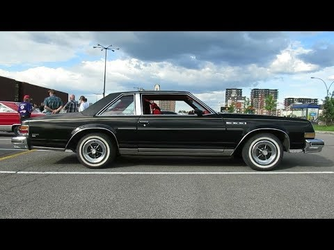 '77 BUICK LESABRE CUSTOM LANDAU COUPE IN LAVAL QC / 6-20-19