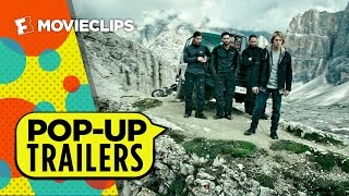 Point Break Official Pop-Up Trailer (2015) -  Édgar Ramírez, Luke Bracey Movie HD