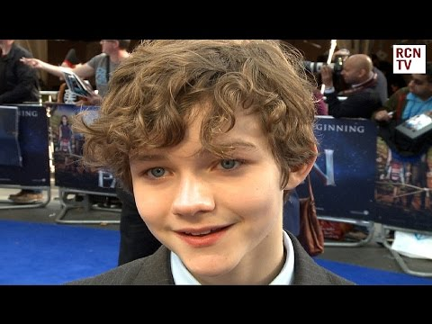 Pan World Premiere Interviews
