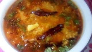 Dal Tadka Punjabi Style - Dal Fry Restaurant Style - ढाबे वाली दाल फ्राय - Dhaba Style Dal Fry