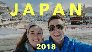 First trip to Japan! - Two weeks & three cities