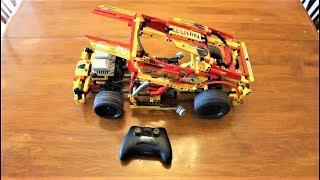 How to: Lego rc car tutorial
