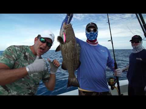 Offshore fishing in Cuba!