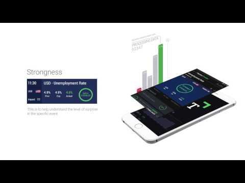 BetterTrader.co  - Economic Calendar App