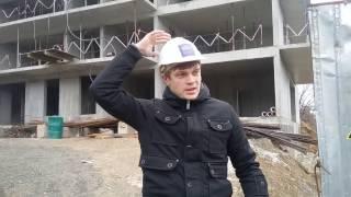 ВидеоОбзор нового дома в Ялте. ЖК Гранд Ялта. Квартиры в Ялте.