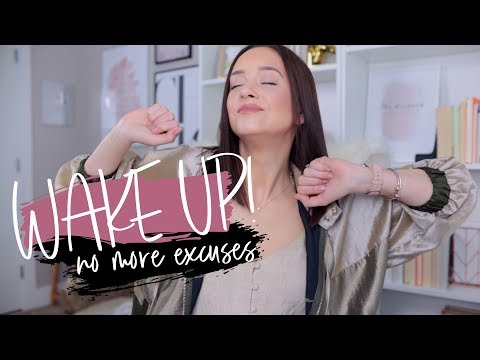 *ACTUALLY* WAKE UP EARLY | my 7 tips