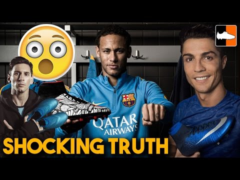 Shocking Truth about what Boots players wear! | Messi, Ronaldo, Neymar, Bale