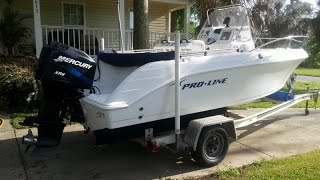 [SOLD] Used 2002 Pro-Line 190 in Pascagoula, Mississippi