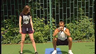 Зарядка. Упражнения на все группы мышц