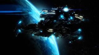 Heart of the Swarm Terran Music - Dark Victory Live Full