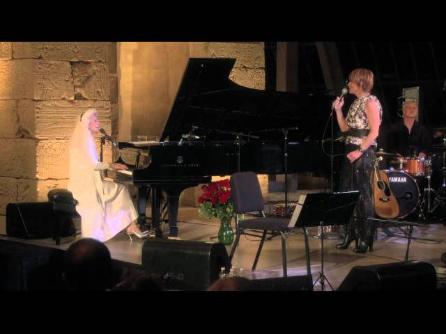 Judy Collins with Shawn Colvin - Since You've Asked