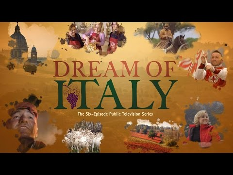 """New PBS Show """"Dream of Italy"""" Teaser"""