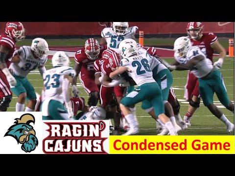 Coastal Carolina vs Louisiana Condensed Football Game 10 14 2020