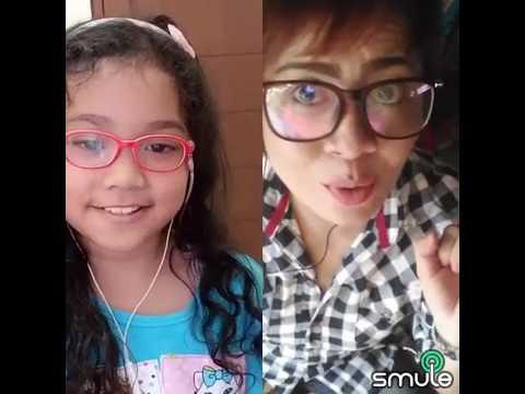 Yume Wo Kanaete (Doraemon theme song) oleh Shanara n gadis cilik di Smule