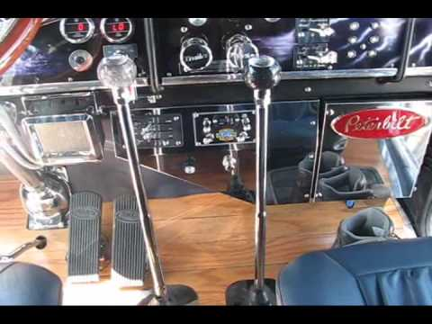 359 Peterbilt Wiring Diagram Colin Stuart S Peterbilt Iowa 80 2009 1 Interior Youtube