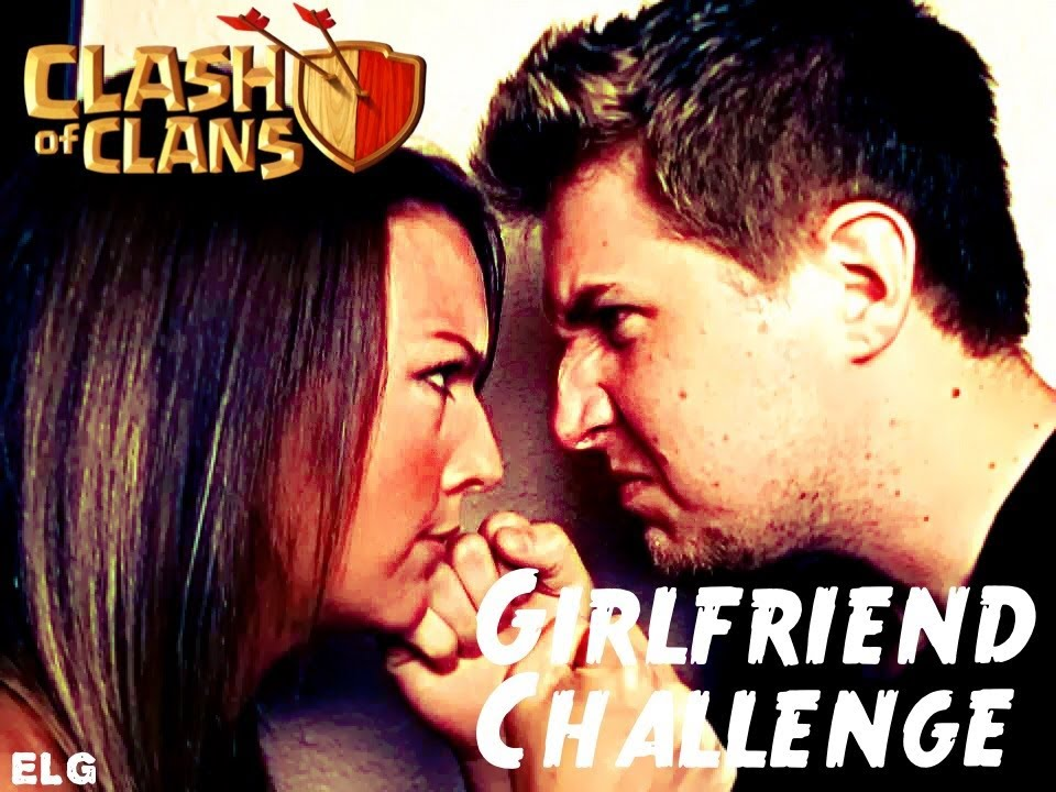 Girlfriend Vs Boyfriend Challenge - My Girlfriend Plays -7313