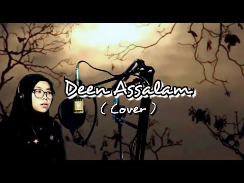 Deen Assalam - Cover Gitar By Lina