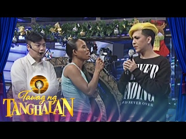 Tawag ng Tanghalan: One of the madlang people wants to donate her hair to Vice