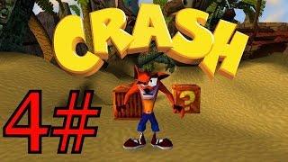 (Dansk) Crash Bandicoot 1 - Episode 4 - Gode Tider (PS1)