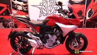 2015 MV Agusta Turismo Veloce 800 - Walkaround - 2015 Toronto Motorcycle Show