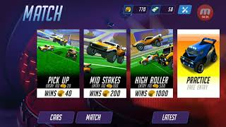 "Rocket Ball ""O Rocket League de Android"""