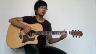 Em nhớ anh - Miulê [Guitar Cover]