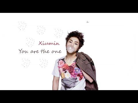 Lyrics EXO-M Xiumin - YOU ARE THE ONE [Hangul/Romanization/English]