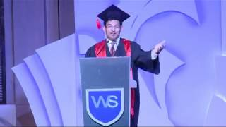 TWS Graduation 2017- HeadBoy Speech