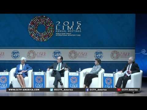 Mark Weisbrot on global economies