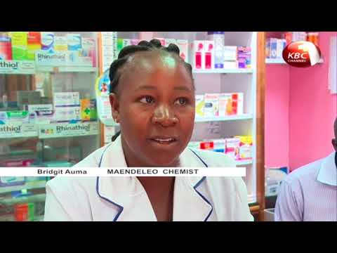Pharmacy Board bans over counter sale of codeine drugs