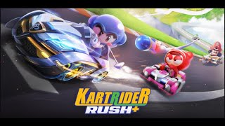 KartRider Rush+ Android Gameplay (Live Stream)