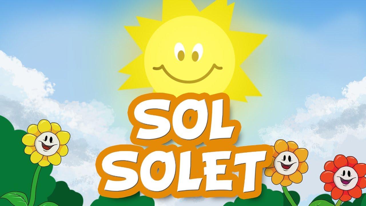 """Sol Solet (vine´m a veure vine´m a veure)"""" - Video infantil animat ..."""