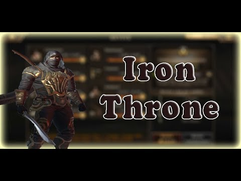 Iron Throne Live Stream | Zeroing Guilds!