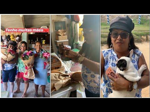 Carlinhos Maia Compra O Presente De Dias Das Mães Para Maria