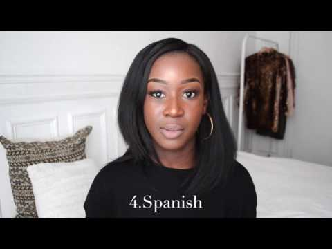 How I learned 8 Languages w/subtitles