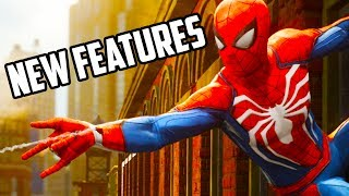 Video 5 NEW Things You DIDN'T Know About SPIDER-MAN PS4 download MP3, 3GP, MP4, WEBM, AVI, FLV Juni 2017